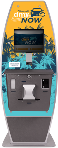 Renew registrations at Kailua-Kona Safeway - Hawaii DMV Now Kiosk